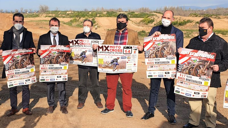 Montearagón albergará la primera cita del Campeonato de España de Motocross 2021